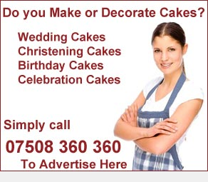 Cake Advertising Liverpool