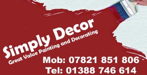 Painting & Decorating Blackhill