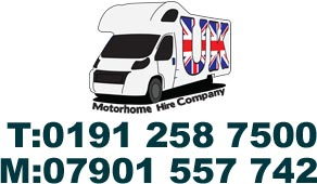 Motorhome Hire Edinburgh