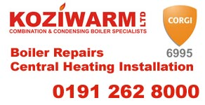 Boiler Repairs Newcastle Upon Tyne