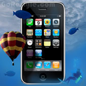 Apple i-phone for GoRestyle.com