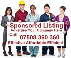 Advertising Services Witham On The Hill